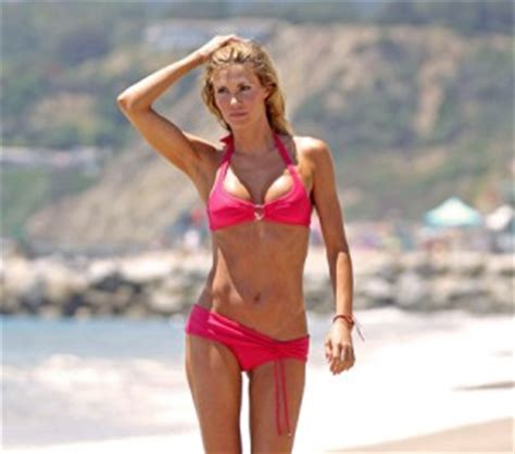brandi glanville skinny exclusive brandi glanville walks along the beach with