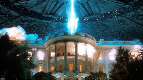 independence day white house independence day visual effects supervisor on making the original movie and its