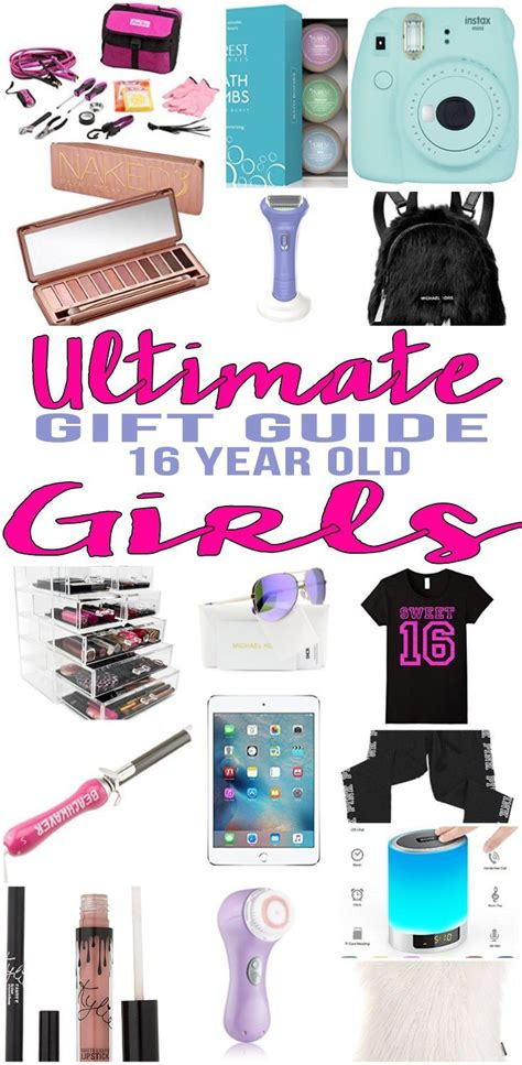 best gifts 16 year old girls will love sweet 16 gifts