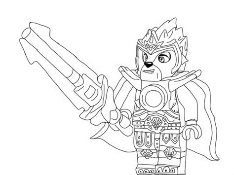 best 25 coloriage lego chima ideas on pinterest
