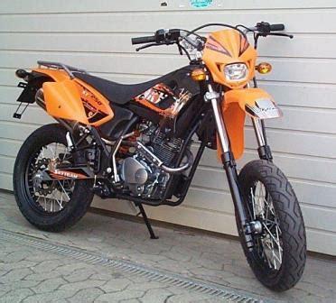Versicherung Motorrad 250ccm by Supermoto
