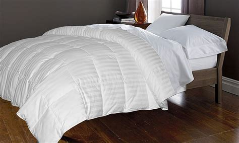 goose feather comforter down and feather comforter groupon goods