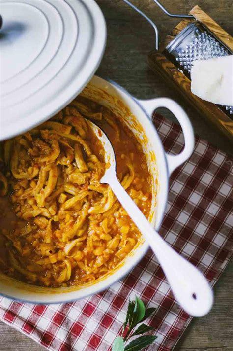 cucinare la trippa alla fiorentina trippa alla fiorentina la ricetta di peronaci