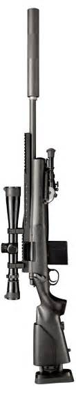 Remington 700 usr urban sniper rifle would probably get a wood stock
