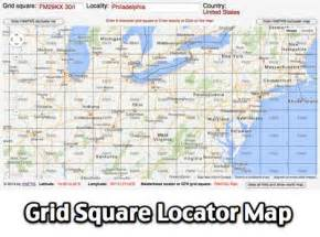 us grid square map pdf map of louisiana gridsquares images frompo