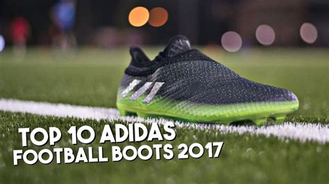 top  adidas football boots  youtube