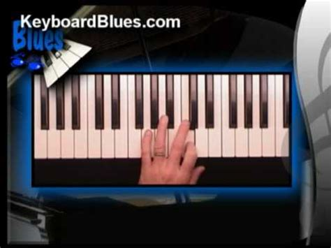 tutorial piano blues blues piano lessons ch 10 updated youtube