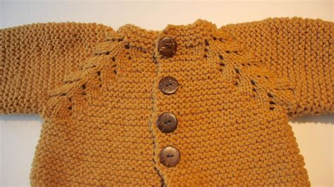 knitting patterns for sweater youtube how to knit baby sweater cardigan top down garter stitch