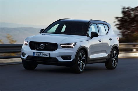 what is a volvo volvo xc40 review 2018 autocar