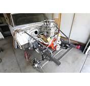 1962 Chevrolet Nova Gasser Front Subframe Install