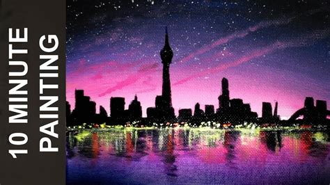 paint nite cities city paintings www pixshark images galleries