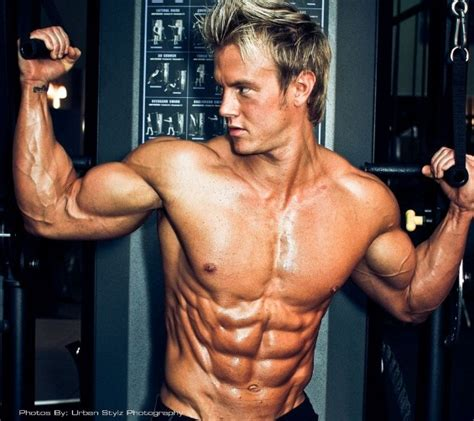 ultimate ab with team optimum nutrition athlete wbff pro rob riches 8 part series