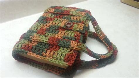 crochet pattern book bag crochet book bag free pattern images
