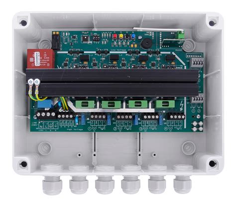 mr resistor wise box wise box kit 240v 2000w 4 x 500w mr resistor lighting