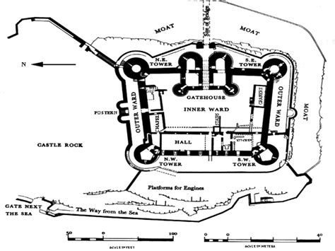 One Balmoral Floor Plan Irish Castle Floor Plan Medieval Castle Floor Plan