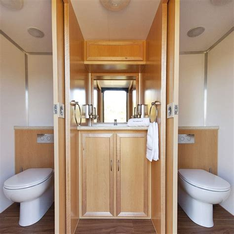 Toilet Portable Deluxe Plus deluxe portable toilets and bathrooms for hire in south australia modern conveniences