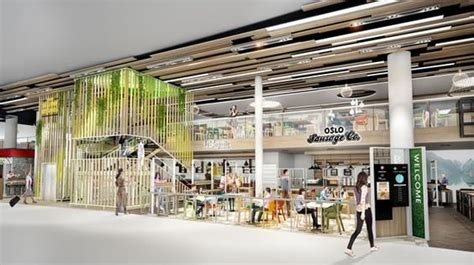 design of food court interesting and eclectic food court designs to keep you
