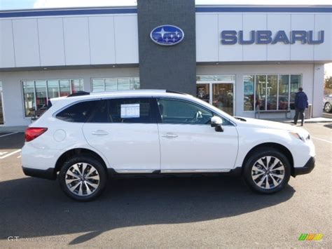 subaru cars white 2017 subaru outback touring white best cars for 2018