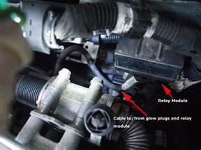 Fiat Doblo Glow Plugs Glow Location On The Grande Punto 1 9 Mjet The Fiat