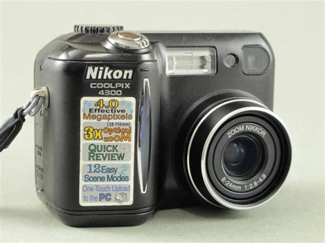 nikon coolpix 4300 with accessories in box catawiki
