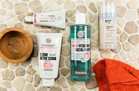 Soap And Two Minute T Zone Detox Scrub Review by Skin Care Products Walgreens