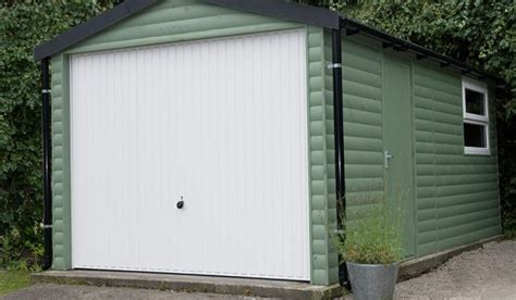 sectional concrete buildings timber garages and garden buildings