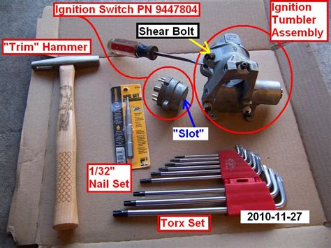 Diy 1998 Volvo V70 Ignition Switch Amp Cylinder Lock