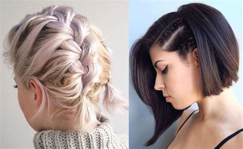 cool short hairstyles ideas for women 2018 short hairstyles 2018 beautiful ideas from world runways