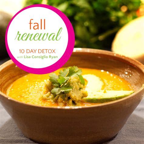 Fall Detox Ideas by Chickpea Chop Salad