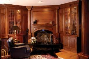 Bookcase Store Austin Handmade Walnut Library With Fireplace And Gun Cabinets By