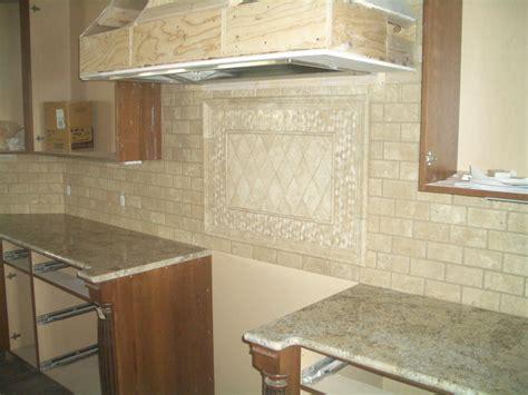 travertine backsplashes kitchen tile