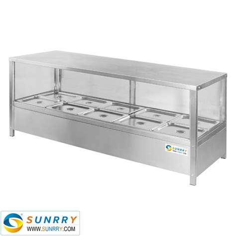 high efficiency commercial catering buffet equipment hot
