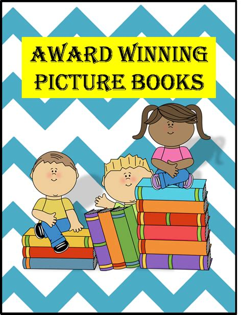 A S Idea Caldecott Award Winning Picture Books