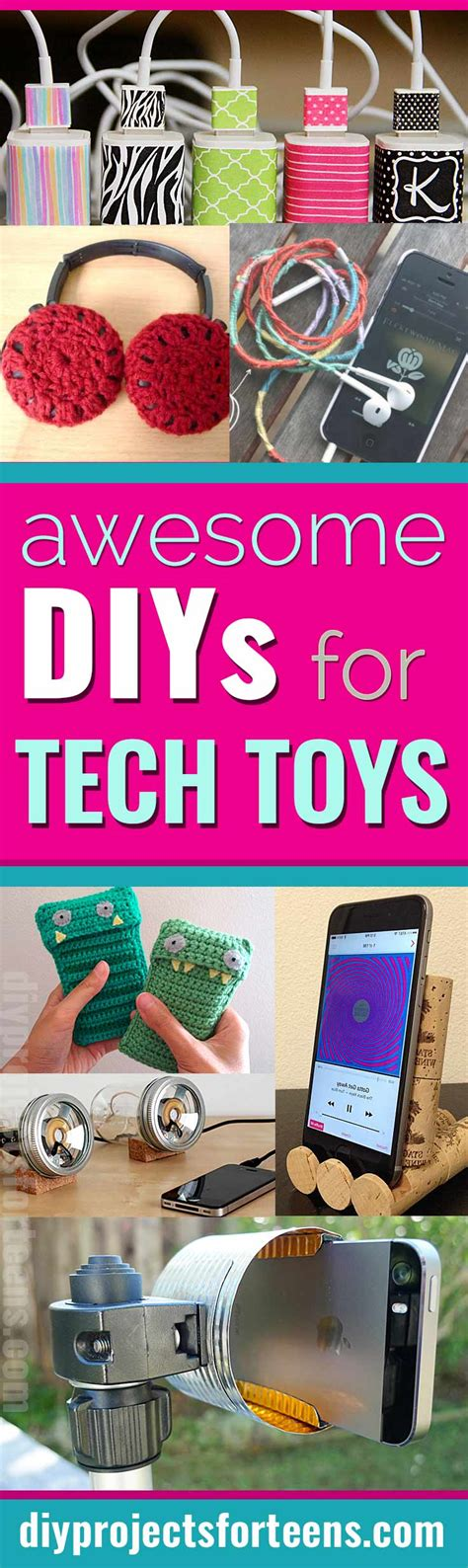 diy tech projects awesome diys for your tech toys