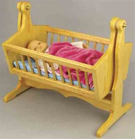 doll cradle woodworking plans doll cradle plans includes free pdf