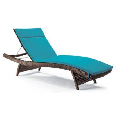 Set Of Two Balencia Chaise Cushions Cushions Chaise