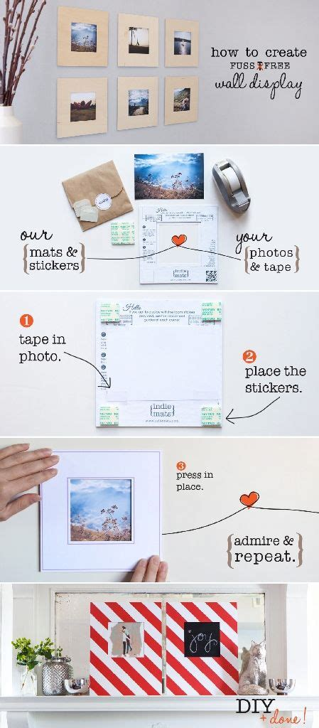 how to put pictures up without nails decor how to hang pictures without nails in 3 steps