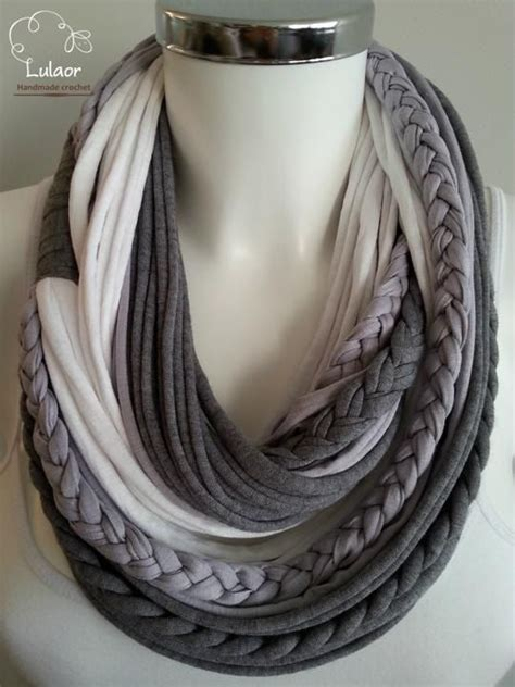 25 best ideas about t shirt scarves on t