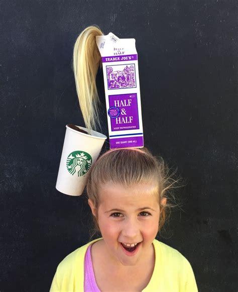 diy crazy hairstyles トップ 17 変な髪型 のおしゃれアイデアまとめ pinterest 女の子のヘアスタイル