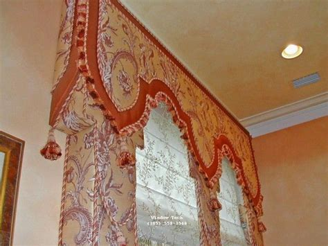 Upholstered Cornice Board 1000 Images About Window Covering On Window
