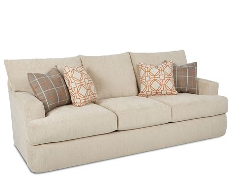 klaussner sofa uk klaussner oliver k41400 s contemporary track arm sofa