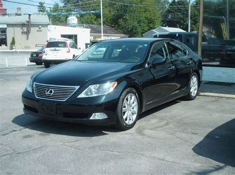 ls for sale amazon 2009 lexus ls 460 for sale carsforsale com