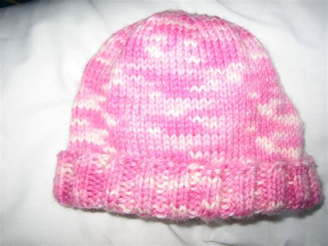 simple baby hat knitting pattern circular needles notes from the s baby hat