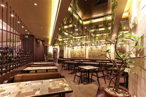 design cafe di indonesia bebek tepi sawah 187 retail design blog