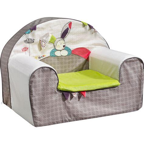 siege bebe mousse fauteuil tinoo de sauthon baby deco sur allob 233 b 233