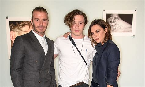 Beckham And To Design Childrens Line by Beckham Family Attend Beckham S Photo Book Launch