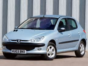 Peugeot 206 Weight Peugeot 206 5 Doors Specs 2002 2003 2004 2005 2006