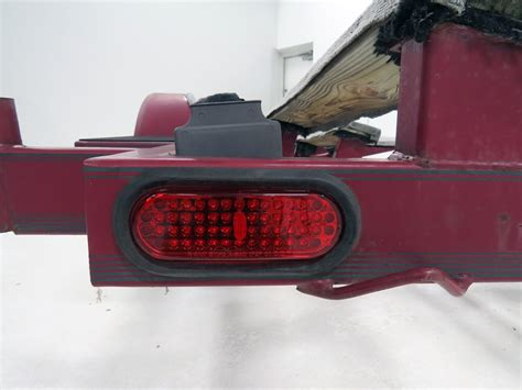 trailer tail light lens trailer tail light stop tail turn led waterproof