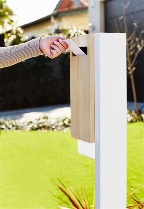 design milk mailbox a modern approach to the mailbox design milk