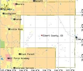 elbert county colorado map transportation in elbert county colorado